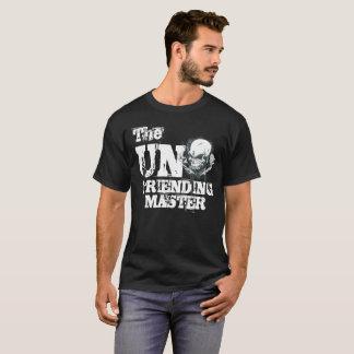 Médias de Social de l'ONU Friending T-shirt