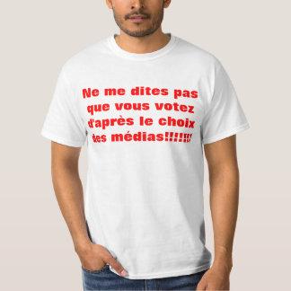 Medias Le 4eme Pouvoir - t-shirt