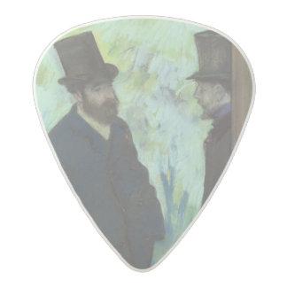 Médiator Acetal Amis d'Edgar Degas   au théâtre