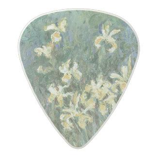 Médiator Acetal Claude Monet | les iris jaunes