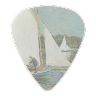Médiator Acetal Claude Monet | naviguant à Argenteuil, c.1874