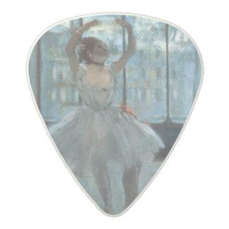 Médiator Acetal Danseur d'Edgar Degas   devant une fenêtre