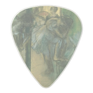 Médiator Acetal Danseurs d'Edgar Degas | préparant
