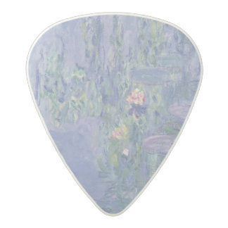 Médiator Acetal Nénuphars de Claude Monet |