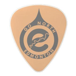 Médiator En Polycarbonate Disparaissent l'onglet de guitare du nord