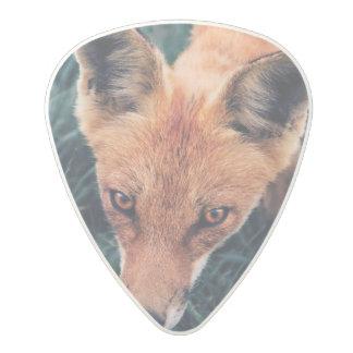 Médiator En Polycarbonate Le Fox rouge