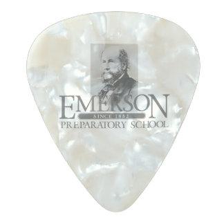 Médiator Perle Celluloid Onglet de guitare d'Emerson (George)
