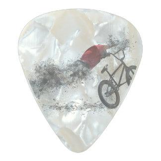 Médiator Perle Celluloid Sport BMX de vélo