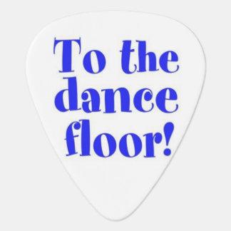 Médiators À Dance Floor !
