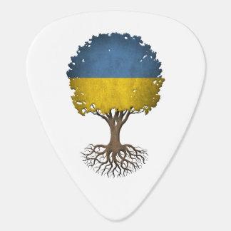 Médiators Arbre de drapeau de la vie ukrainien