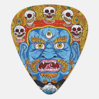 Médiators Art tibétain frais de tatouage de mandala d'un