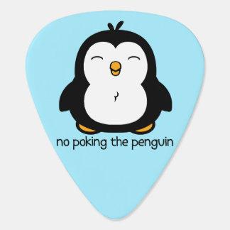Médiators Aucun pousser le pingouin