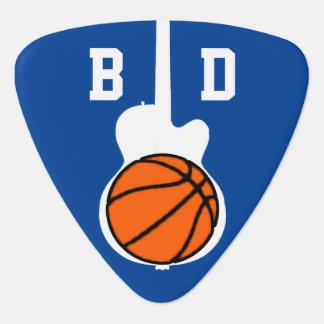 Médiators basket-ball+et+boule de sport personnalisée par