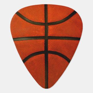 Médiators Basket-ball orange usé