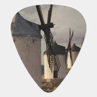 Médiators Consuegra, moulins à vent antiques 6 de Mancha de