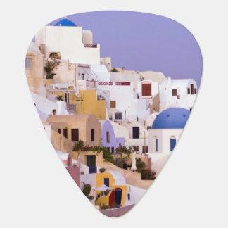 Médiators Coucher du soleil à l'huile, Santorini 2