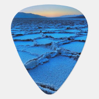 Médiators crépuscule, Death Valley, la Californie