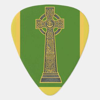 Médiators Croix celtique