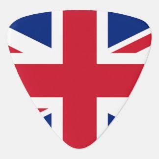 Médiators Drapeau BRITANNIQUE/Union Jack