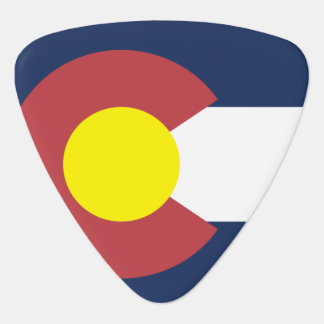 Médiators Drapeau du Colorado