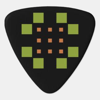 Médiators Dylo/onglets de guitare de triangle
