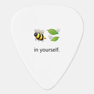 Médiators Feuille d'abeille dans vous-même sélection
