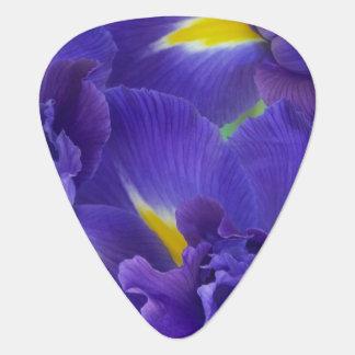 Médiators Fleurs d'iris
