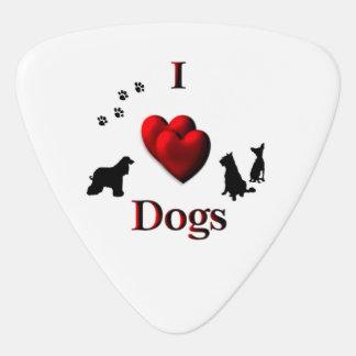 Médiators I chiens de coeur