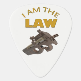 Médiators Je suis la loi avec une mitrailleuse m4a1