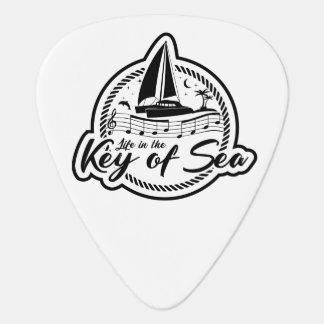 Médiators La vie dans la clé de l'onglet de guitare de mer