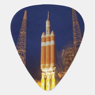 Médiators Lancement de Rocket de vaisseau spatial de la NASA
