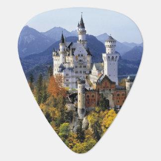 Médiators Le Neuschwanstein de fantaisie est l'un de trois