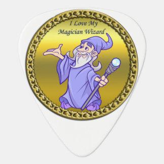Médiators Magicien magique de pourpre de sorcière de