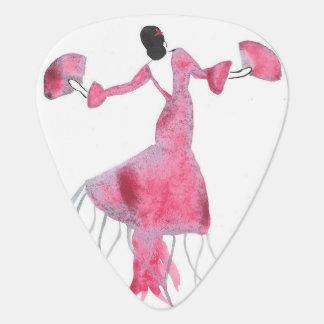 Médiators Méduses de flamenco - Sabrina