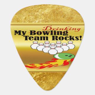 Médiators Mon bowling/roches potables d'équipe