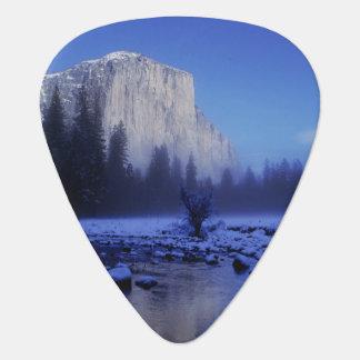 Médiators Montagne d'EL Capitan, parc national de Yosemite,