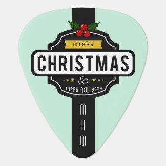 Médiators Noël souhaite l'onglet de guitare fait sur