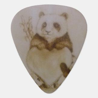 Médiators Pandas affectueux