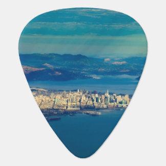 Médiators Photographie aérienne de la Baie de San Franciso
