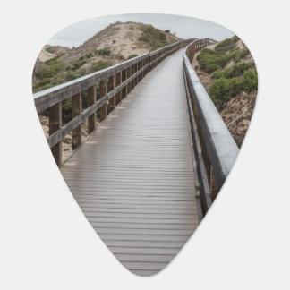 Médiators Pont de pied au parc d'état de lac Oso Flaco