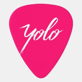 Médiators Rose de YOLO