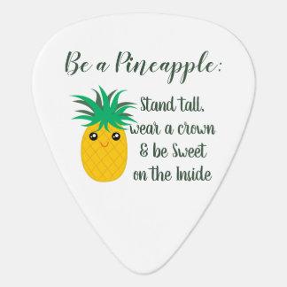 Médiators Soyez une citation de motivation inspirée d'ananas