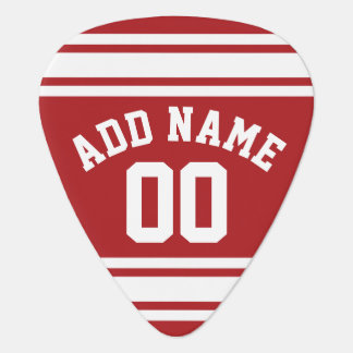 Médiators Sports Jersey avec votre nom et nombre