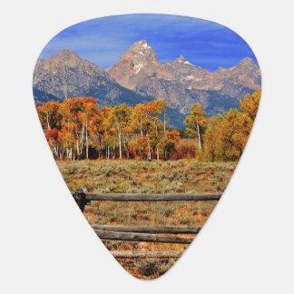 Médiators Un moment au Wyoming en automne