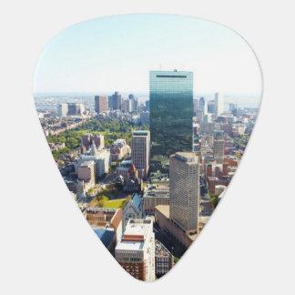 Médiators Vue aérienne de Boston 2