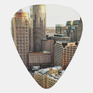 Médiators Vue de Boston