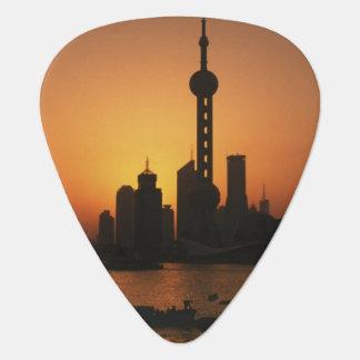 Médiators Vue de l'ASIE, Chine, Changhaï de la perle