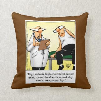 Médical/docteur Humor Pillow Gift Oreillers