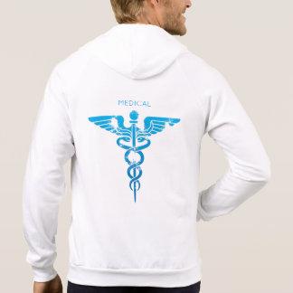 Médical Veste À Capuche