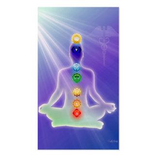 Méditation Carte De Visite Standard